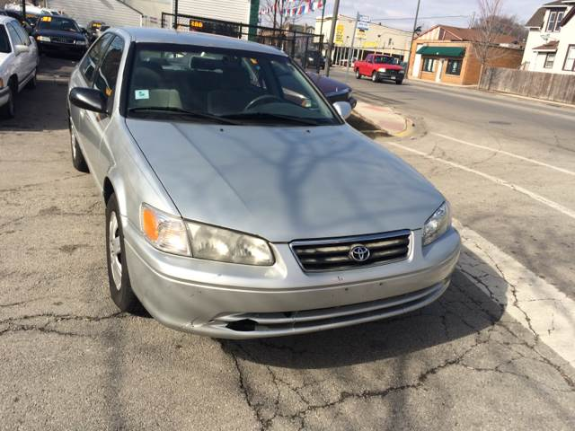 2001 Toyota Camry for sale at RIVER AUTO SALES CORP in Maywood IL