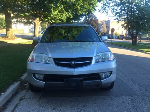 2003 Acura MDX for sale at RIVER AUTO SALES CORP in Maywood IL