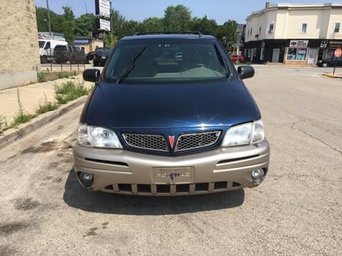 2002 Pontiac Montana for sale in Maywood, IL
