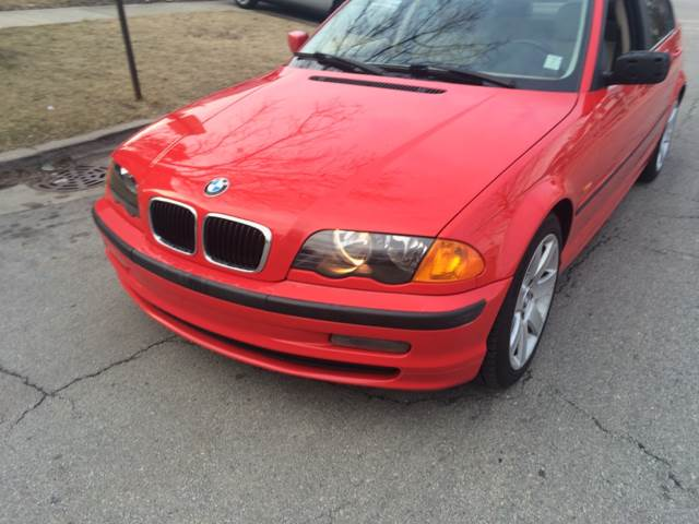 2001 BMW 3 Series for sale at RIVER AUTO SALES CORP in Maywood IL