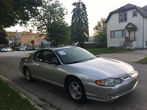 2005 Chevrolet Monte Carlo For Sale In Maywood, IL