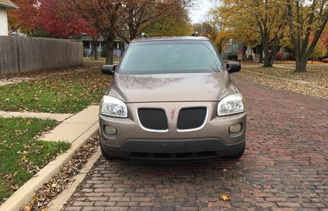 2006 Pontiac Montana SV6 for sale in Maywood, IL