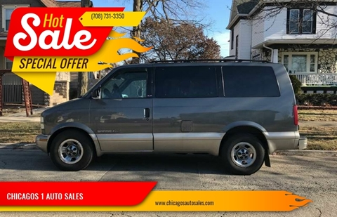 2001 GMC Safari for sale in Maywood, IL