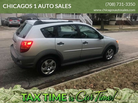 2004 Pontiac Vibe for sale in Maywood, IL