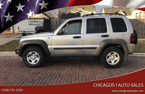 2006 Jeep Liberty for sale in Maywood, IL