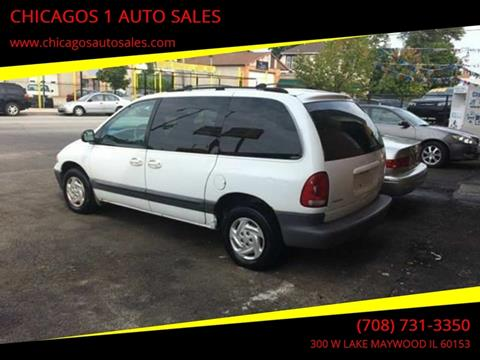 2000 Dodge Caravan for sale in Maywood, IL