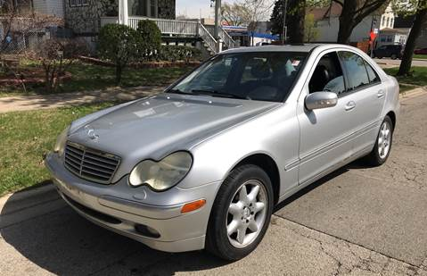 2002 Mercedes-Benz C-Class for sale in Maywood, IL