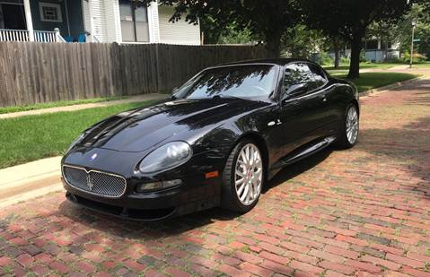 2005 Maserati GranSport for sale in Maywood, IL