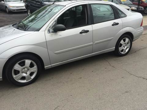 2003 Ford Focus for sale at RIVER AUTO SALES CORP in Maywood IL