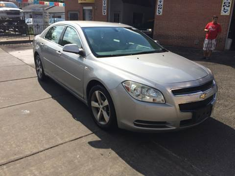 2008 Chevrolet Malibu for sale at RIVER AUTO SALES CORP in Maywood IL