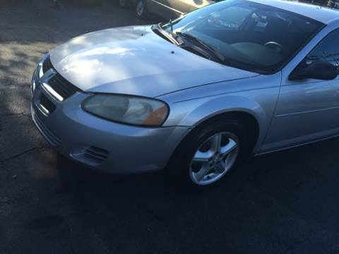 2004 Dodge Stratus for sale at RIVER AUTO SALES CORP in Maywood IL