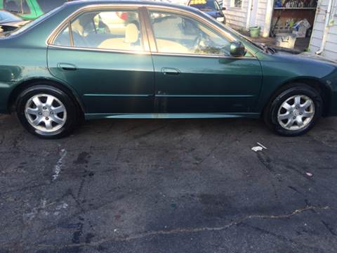 2002 Honda Accord for sale at RIVER AUTO SALES CORP in Maywood IL