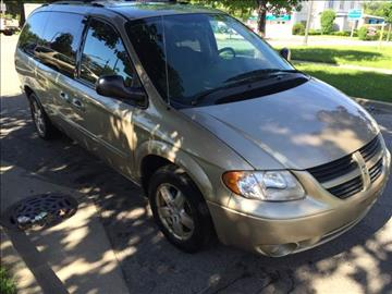 2007 Dodge Grand Caravan for sale at RIVER AUTO SALES CORP in Maywood IL