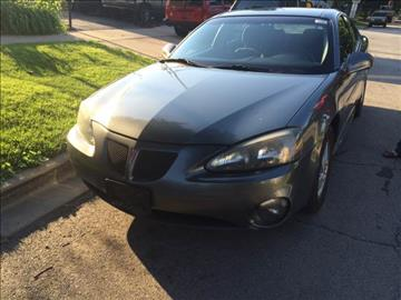 2004 Pontiac Grand Prix for sale at RIVER AUTO SALES CORP in Maywood IL
