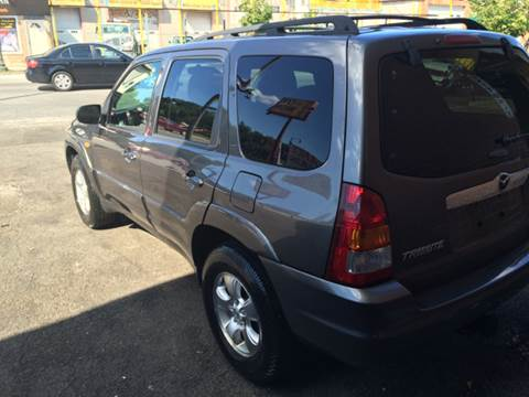 2003 Mazda Tribute for sale at RIVER AUTO SALES CORP in Maywood IL