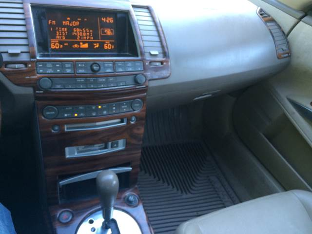 nissan maxima 2006 car radio