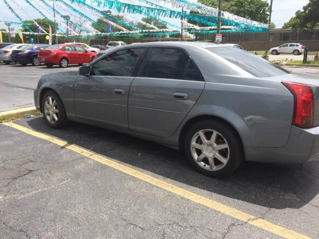 2004 Cadillac CTS for sale at RIVER AUTO SALES CORP in Maywood IL