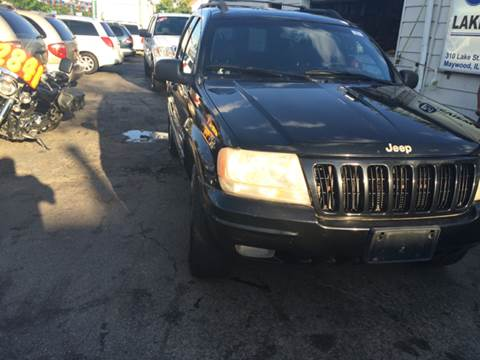 1999 Jeep Grand Cherokee for sale at RIVER AUTO SALES CORP in Maywood IL