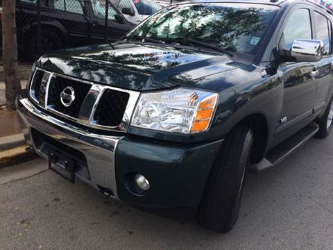 2007 Nissan Armada for sale at RIVER AUTO SALES CORP in Maywood IL