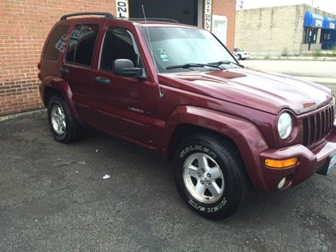 2003 Jeep Liberty for sale at RIVER AUTO SALES CORP in Maywood IL