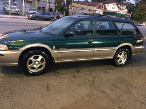 1998 Subaru Legacy for sale at RIVER AUTO SALES CORP in Maywood IL