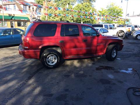 1999 Dodge Durango for sale at RIVER AUTO SALES CORP in Maywood IL