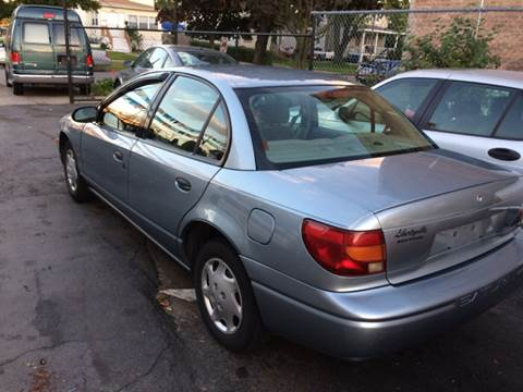 2002 Saturn S-Series for sale at RIVER AUTO SALES CORP in Maywood IL