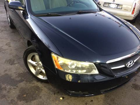 2007 Hyundai Sonata for sale at RIVER AUTO SALES CORP in Maywood IL