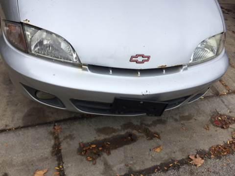 2000 Chevrolet Cavalier for sale at RIVER AUTO SALES CORP in Maywood IL