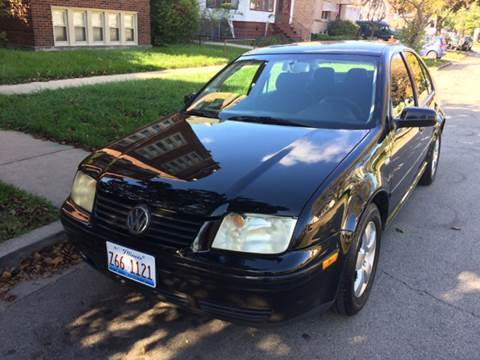 2003 Volkswagen Jetta for sale at RIVER AUTO SALES CORP in Maywood IL