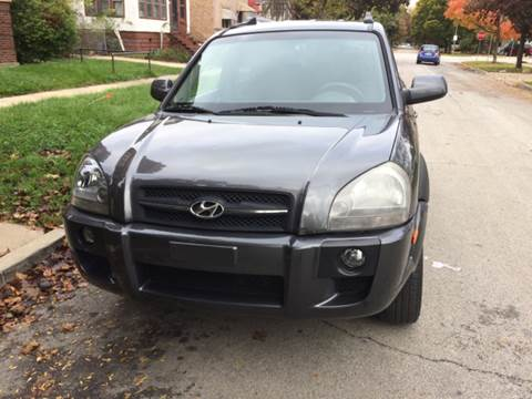 2007 Hyundai Tucson for sale in Maywood, IL