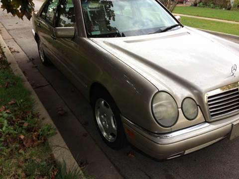 1999 Mercedes-Benz E-Class for sale at RIVER AUTO SALES CORP in Maywood IL