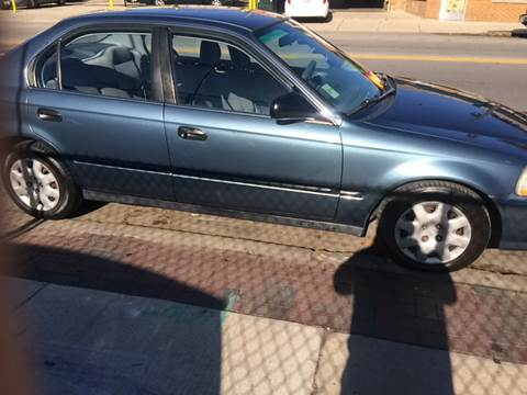 1998 Honda Civic for sale at RIVER AUTO SALES CORP in Maywood IL