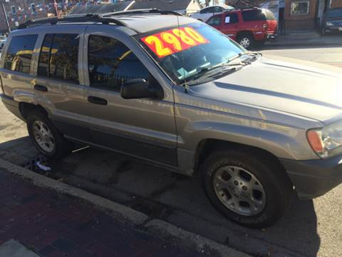2001 Jeep Grand Cherokee for sale at RIVER AUTO SALES CORP in Maywood IL