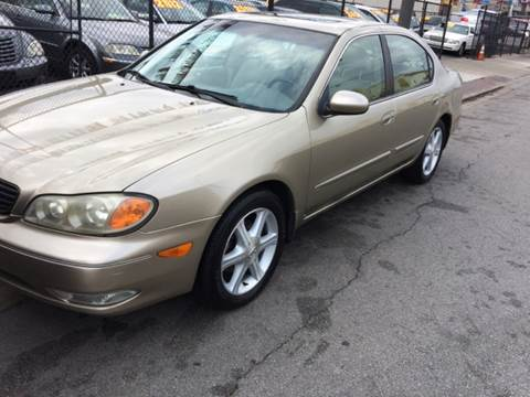 2003 Infiniti I35 for sale at RIVER AUTO SALES CORP in Maywood IL