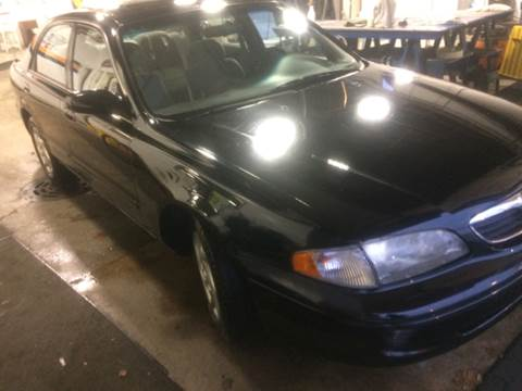 1999 Mazda 626 for sale at RIVER AUTO SALES CORP in Maywood IL