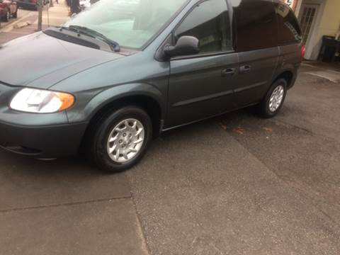 2002 Chrysler Voyager for sale in Maywood, IL
