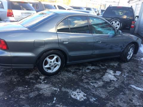 2002 Mitsubishi Galant for sale at RIVER AUTO SALES CORP in Maywood IL