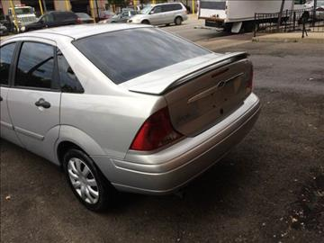 2001 Ford Focus for sale at RIVER AUTO SALES CORP in Maywood IL