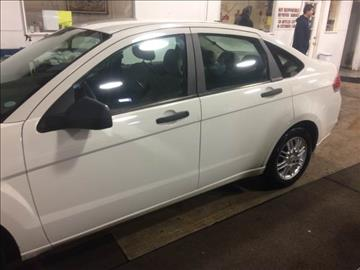 2009 Ford Focus for sale at RIVER AUTO SALES CORP in Maywood IL