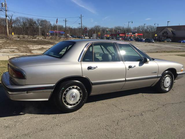 1996 Buick Lesabre >> 1996 Buick Lesabre Custom 4dr Sedan In Maywood Il Chicagos 1 Auto