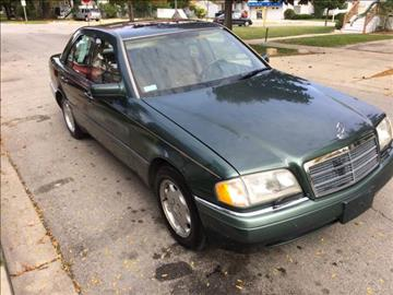 1994 Mercedes-Benz C-Class for sale at RIVER AUTO SALES CORP in Maywood IL