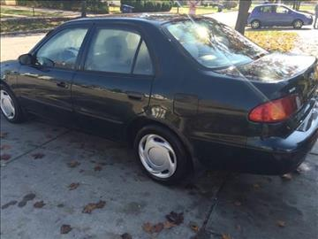 1999 Toyota Corolla for sale at RIVER AUTO SALES CORP in Maywood IL