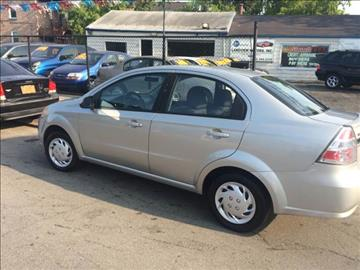 2010 Chevrolet Aveo for sale at RIVER AUTO SALES CORP in Maywood IL