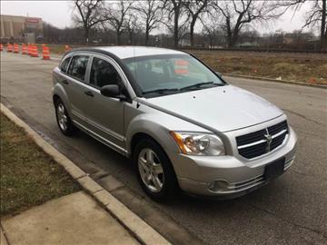 2007 Dodge Caliber for sale at RIVER AUTO SALES CORP in Maywood IL