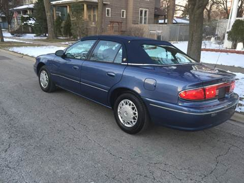 1999 Buick Century for sale at RIVER AUTO SALES CORP in Maywood IL