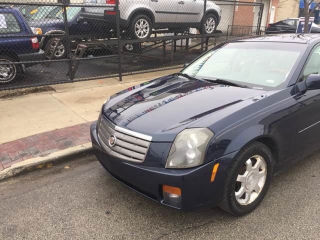 2003 Cadillac CTS for sale at RIVER AUTO SALES CORP in Maywood IL