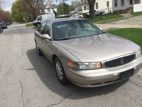 2001 Buick Century for sale at RIVER AUTO SALES CORP in Maywood IL
