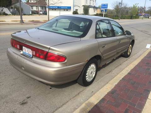 2000 Buick Century for sale at RIVER AUTO SALES CORP in Maywood IL