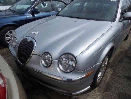 2003 Jaguar S-Type for sale at RIVER AUTO SALES CORP in Maywood IL